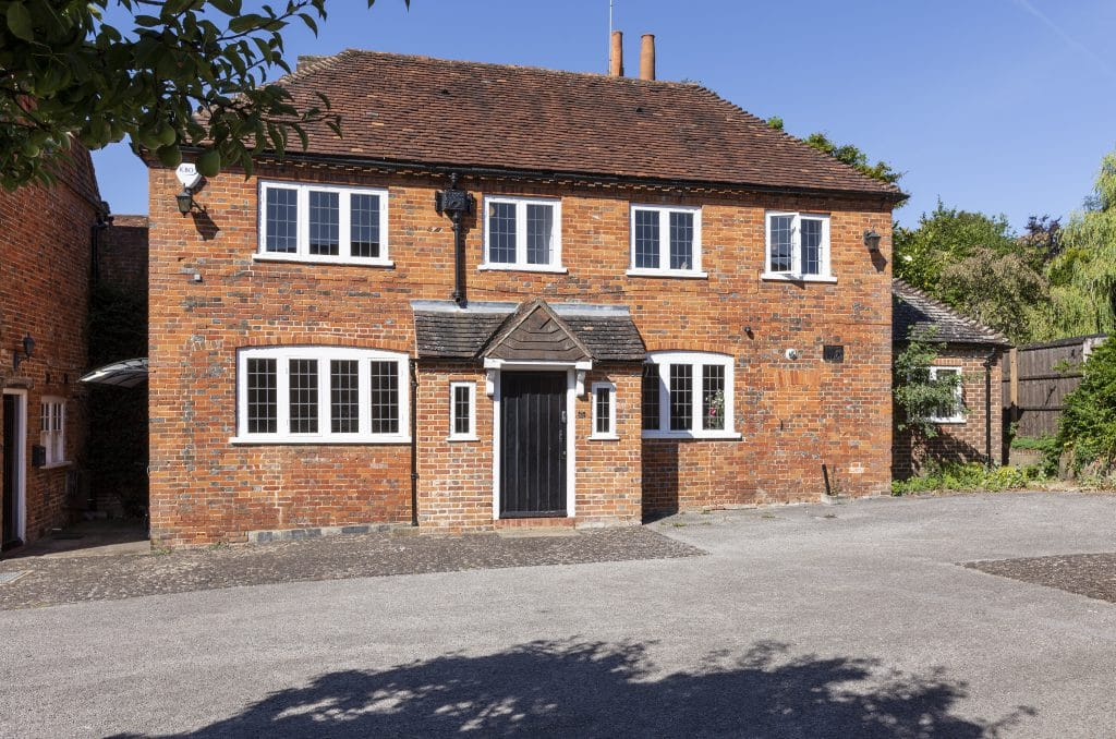 The Cottage Build at Old Chambers Serviced Offices in Farnham, Surrey